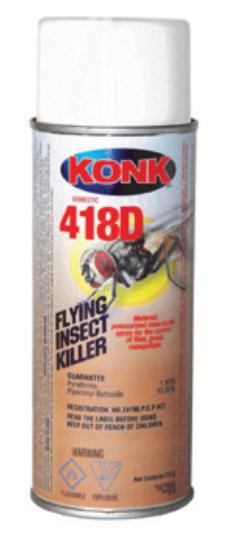 Konk Konk - 418D Flying Insect Killer 212g
