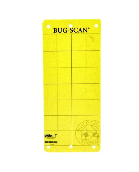 Bug-Scan Yellow Sticky Trap  (10 Pack)