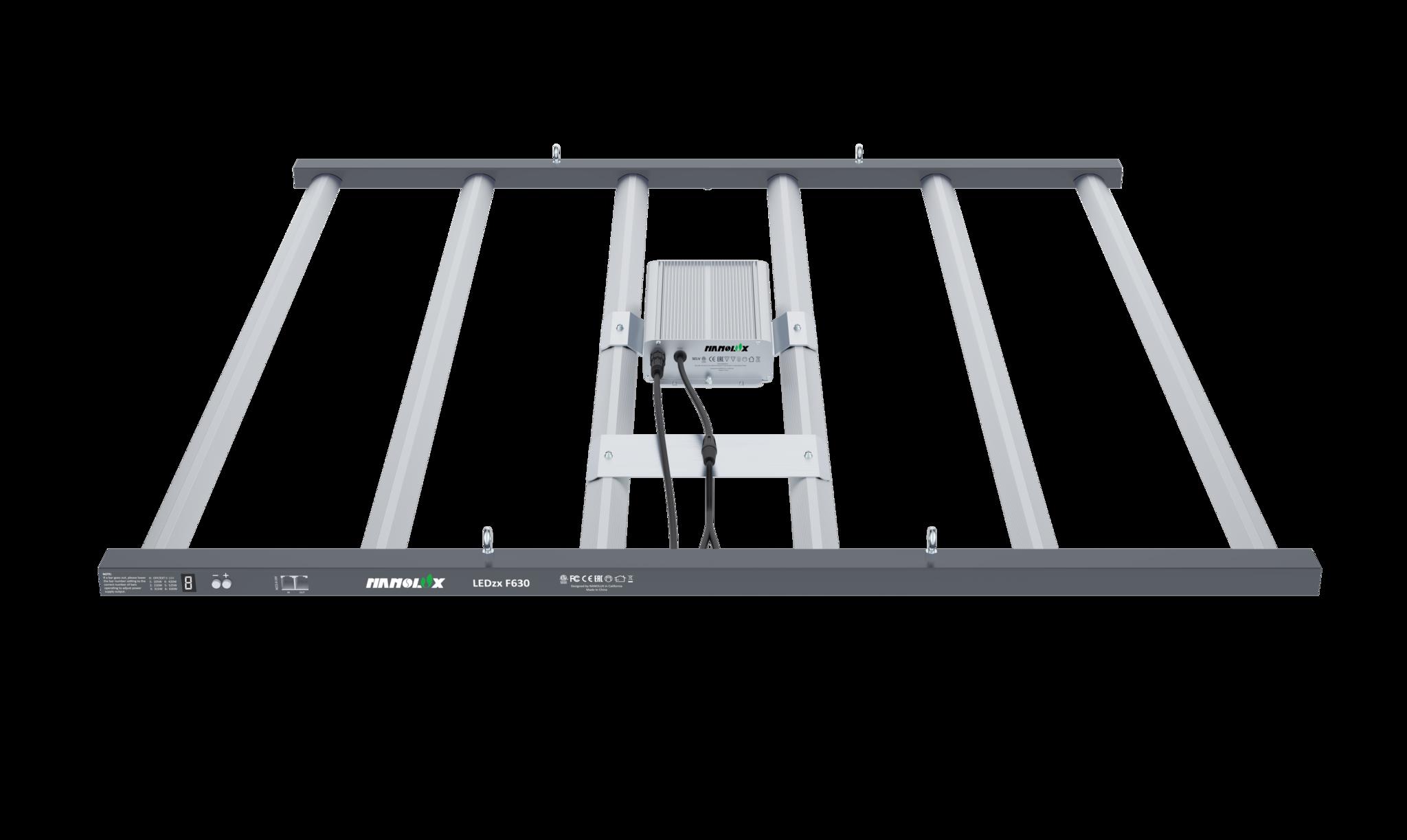 Nanolux Nanolux - LEDzx F630, 630w 6 bar fixture 120-277v