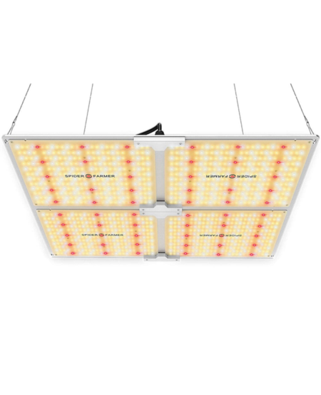 SF4000 LED Grow Light With Dimmer Knob 2021 New Version QB