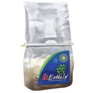 The ExHale Homegrown CO2 - Original CO2 Bag