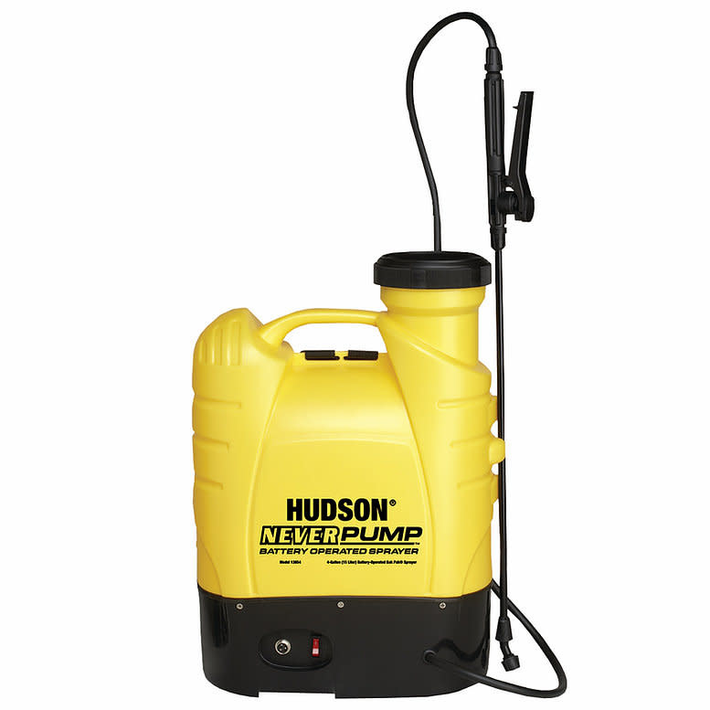 Hudson Hudson - NeverPump Bak-Pak Sprayer & Replacement Parts