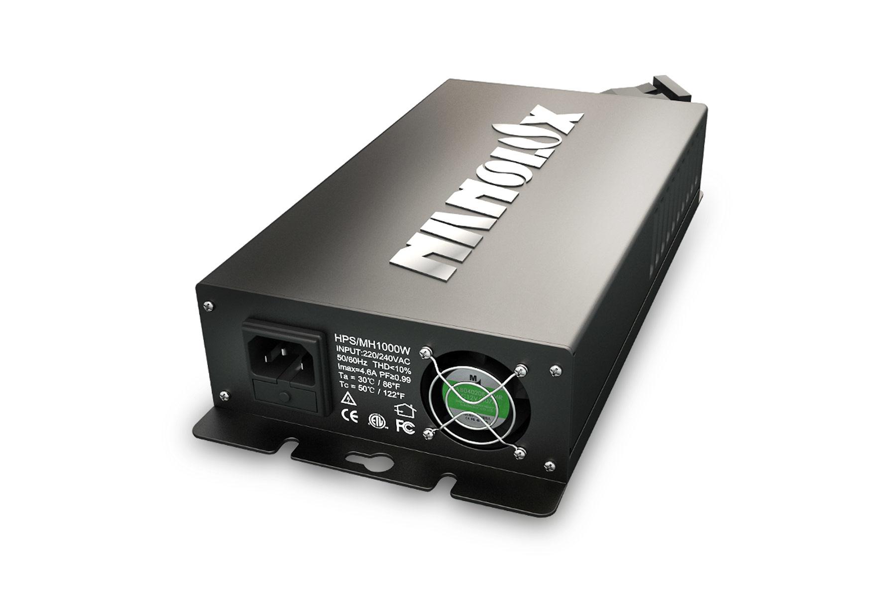 Nanolux Nanolux -OG Remote Ballast 120/240v HPS/MH