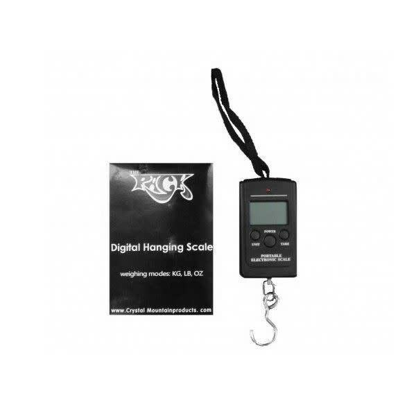 The Rack - Digital Hanging Scale