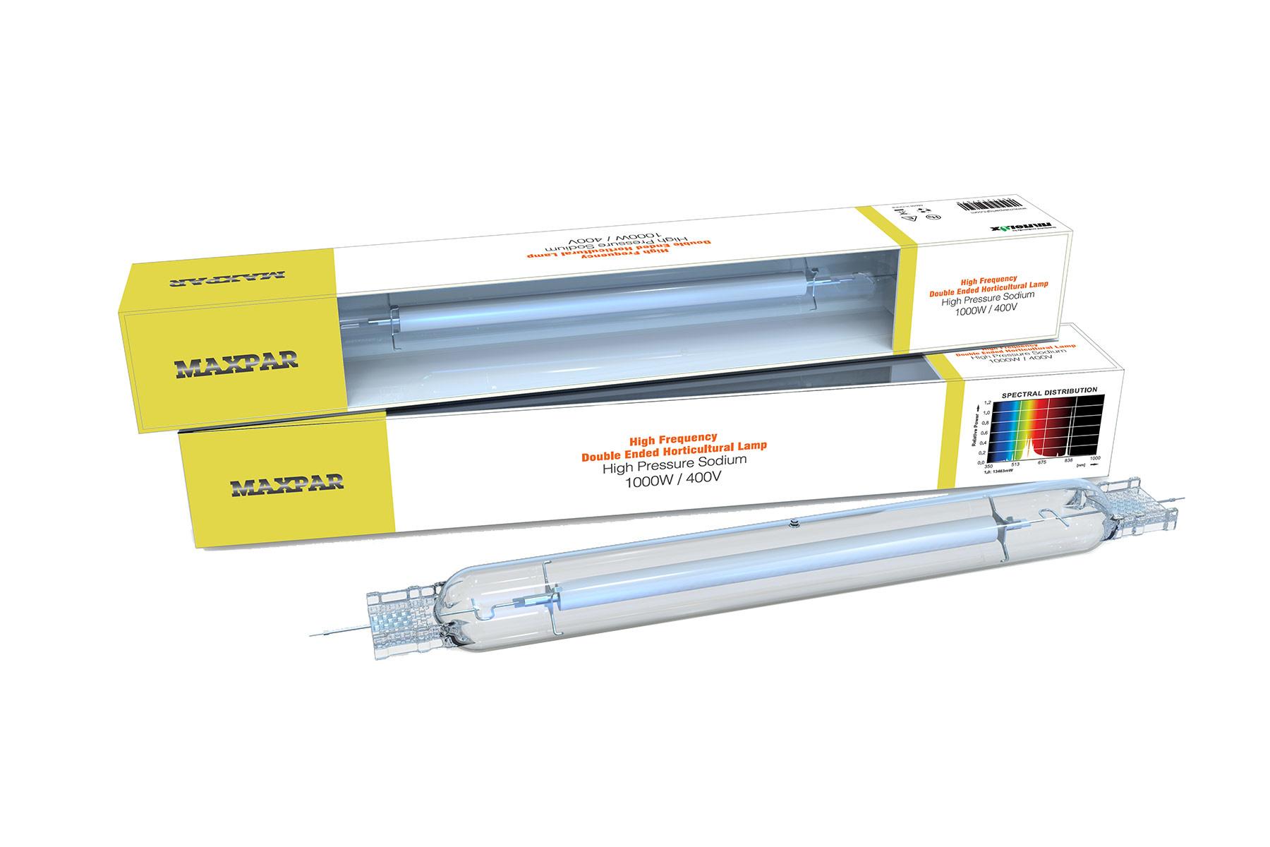 Nanolux Nanolux - DE HPS Lamp 1000w