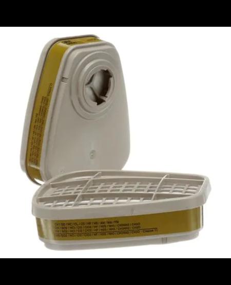 Multi-Gas/Vapor Cartridge