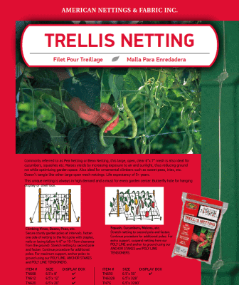 American Nettings American Nettings - Trellis Netting