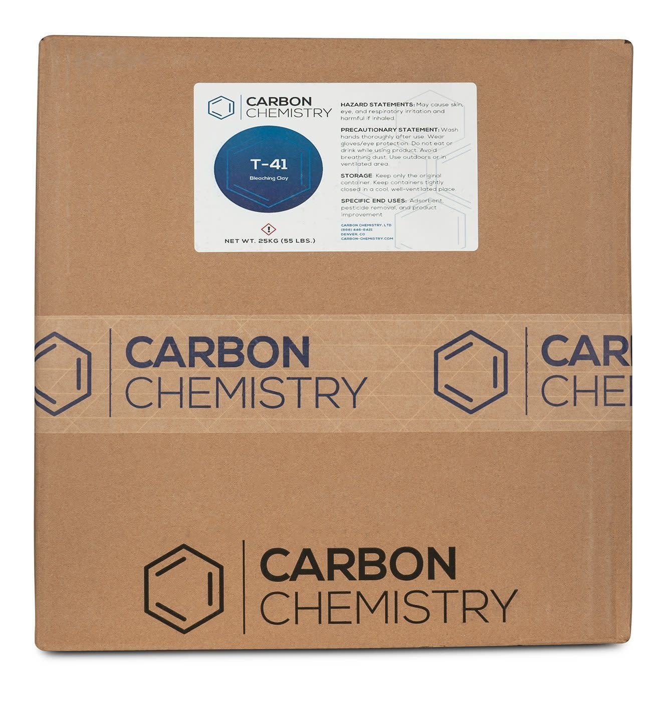 Carbon Chemistry Carbon Chemistry - T-41 Media