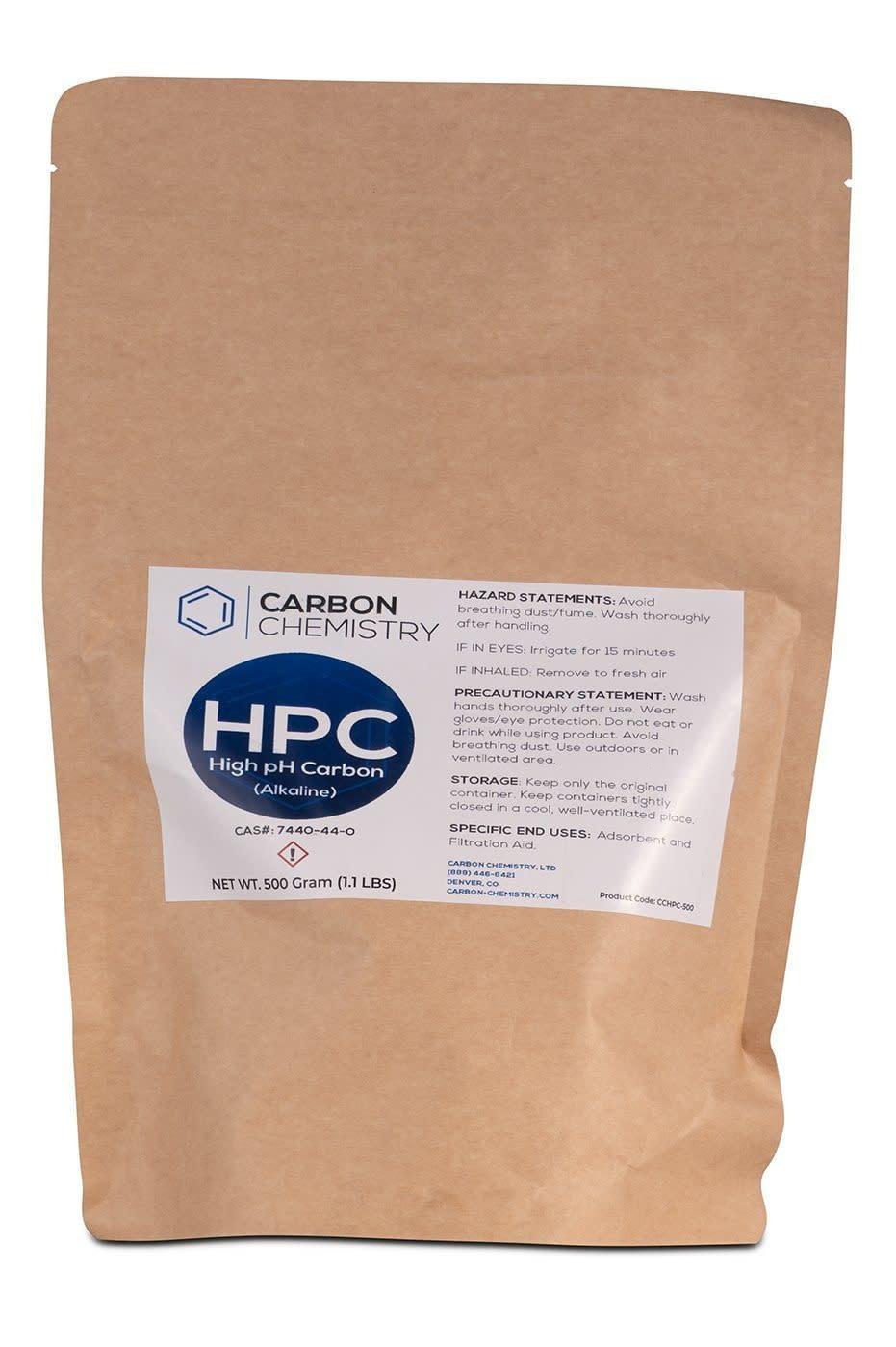 Carbon Chemistry Carbon Chemistry - High pH Carbon
