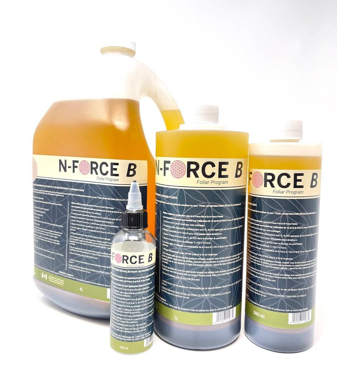 N-Force Plant Biotech N-Force