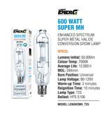 Light EnerG Light EnerG - SUPER MH CONVERSION