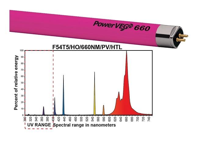 EYE Hortilux Hortilux - PowerVEG T5