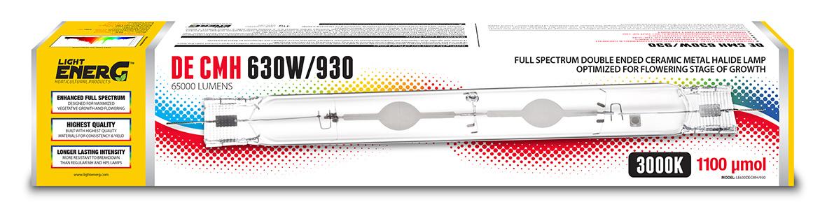 Light EnerG Light EnerG - 630w DOUBLE ENDED CERAMIC MH BULB