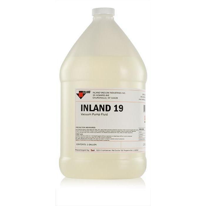 Inland Vacuum Industries INLAND 19 Vacuum Pump Oil