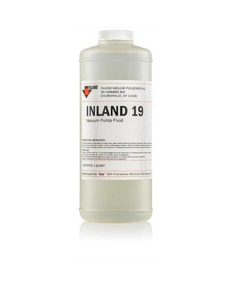 INLAND 19 Vacuum Pump Oil