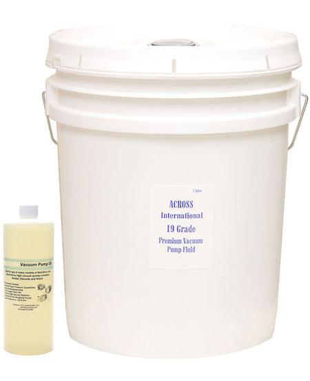 Ultra Grade 19 Vacuum Pump Oil