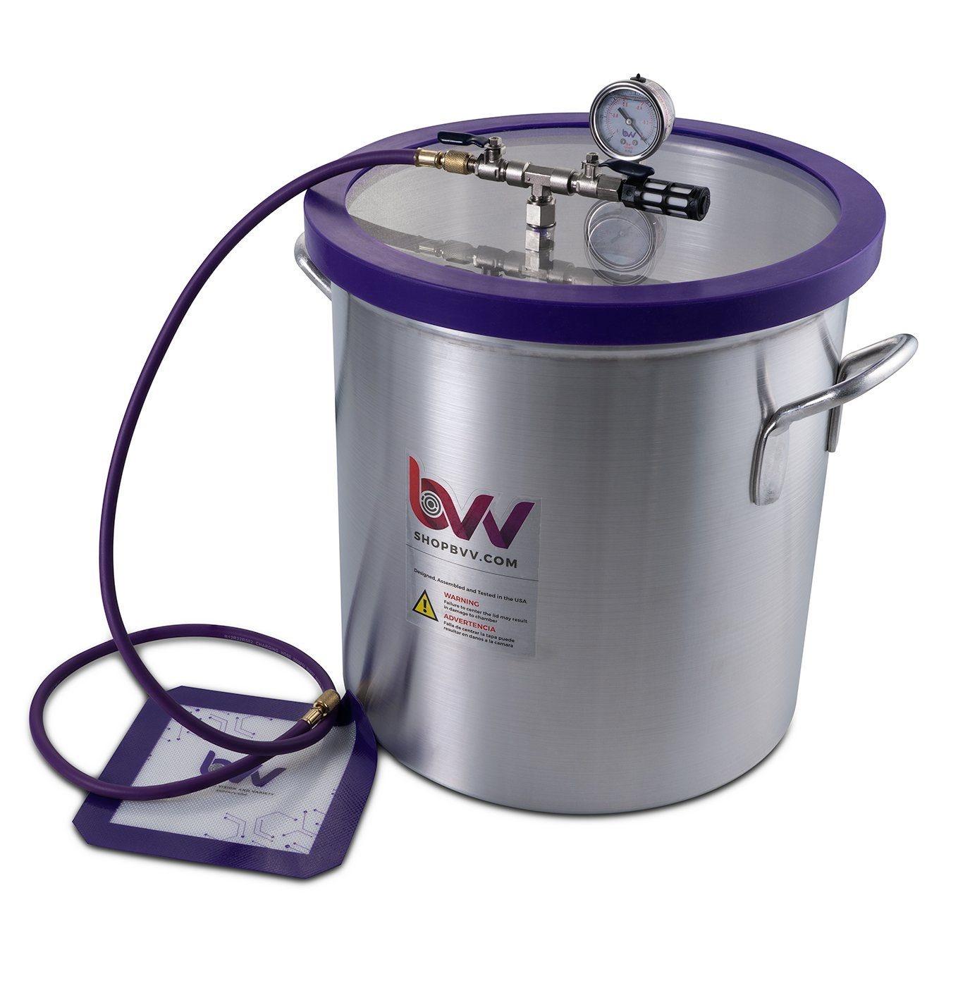 BVV BVV - Aluminum Vacuum Chamber
