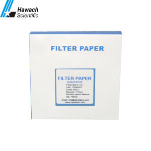Generic Ashless Filter Papers - 150MM - Qualitative