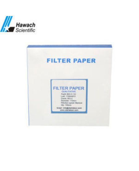 Ashless Filter Papers - 240MM - Qualitative