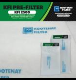 Kootenay Filter Inc Kootenay Filter - Green Line Pre -Filter