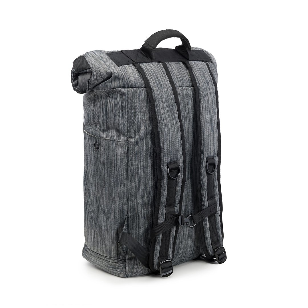 Revelry Supply Revelry Supply - The Drifter (Smell Proof Rolltop Backpack)