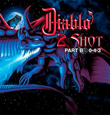 Diablo Nutrients Diablo Nutrients - 2 Shot