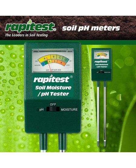 Rapitest Soil Moisture/pH Tester (#1817-6)