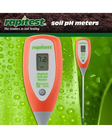Rapitest Digital Soil pH Meter (#1845)