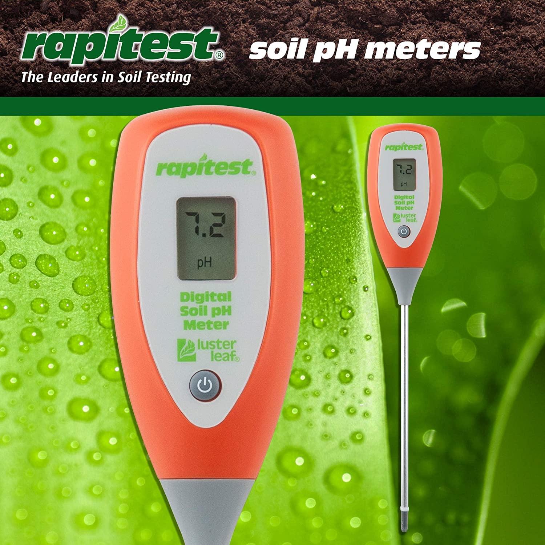 Luster Leaf Luster Leaf - Rapitest Digital Soil pH Meter (#1845)