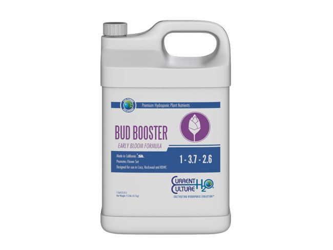 Current Culture H2O Current Culture H2O - Current Solutions Bud Booster