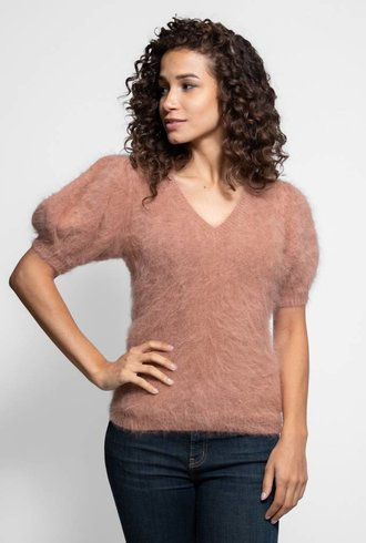 Ulla Johnson Aries Top Old Rose