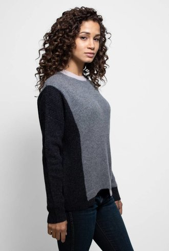 360 Sweater Akima Pullover Graphite