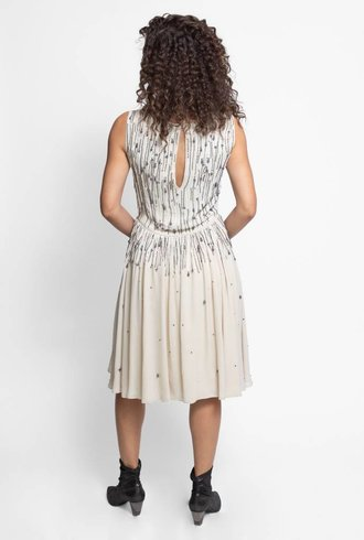 Burning Torch Moonstone Sequin Dress