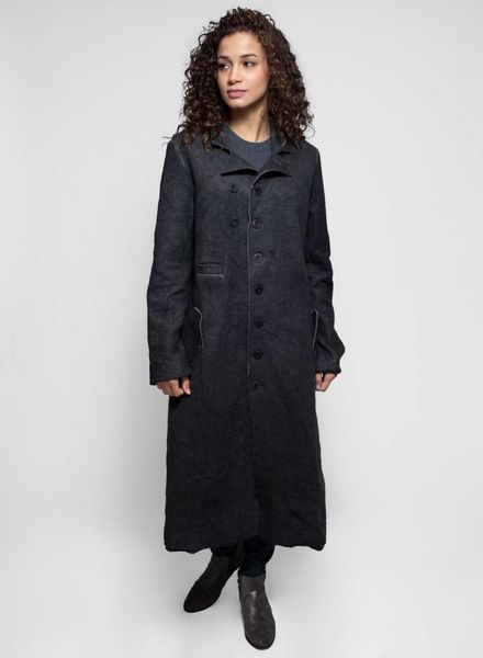 Umit Unal Coat Anthracite