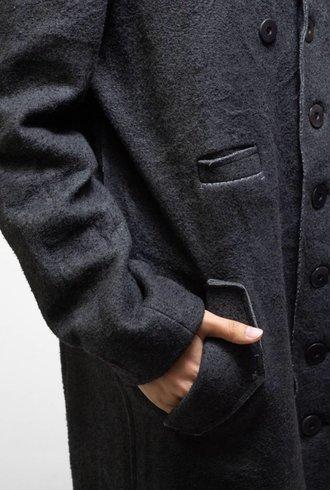 Umit Unal Coat Anthracite