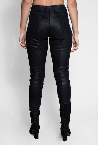 Gary Graham Stretch Leather Legging