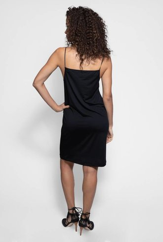 Gary Graham Poly Slip Dress
