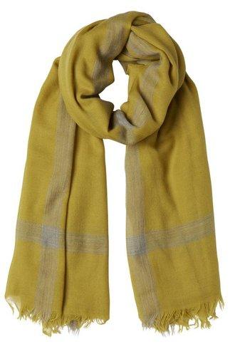 Inouitoosh Babeth Scarf Yellow