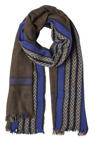 Inouitoosh Joshua Scarf Brown