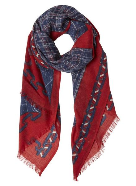 Inouitoosh Perfecto Scarf Red