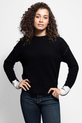 360 Sweater Nika Pullover Lunar Black