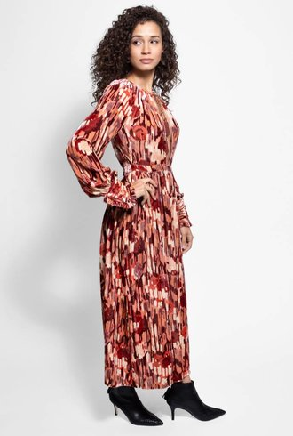 Ulla Johnson Talitha Dress Rose