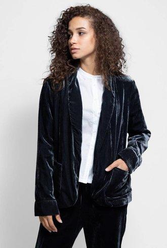 Xirena Jaye Velvet Jacket Grayson
