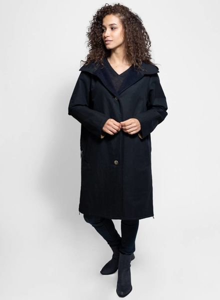 Pret Pour Partir Paprika Coat Noir