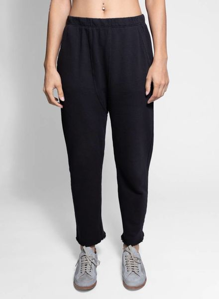 The Great The Pajama Sweat Pant Almost Black