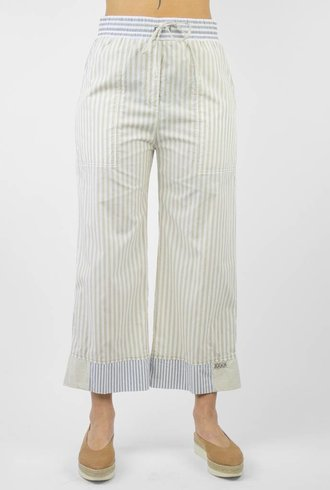 Burning Torch Huntington Pant Stripe