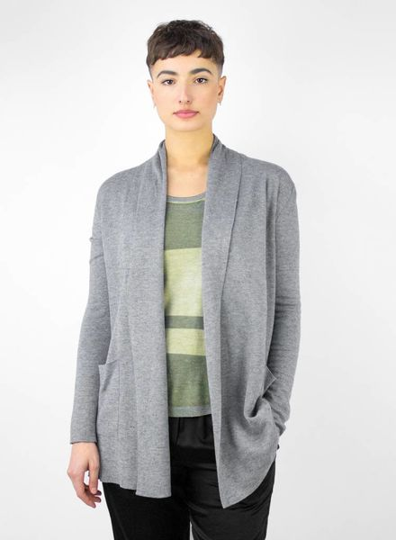 Kokun Cardigan Medium Grey