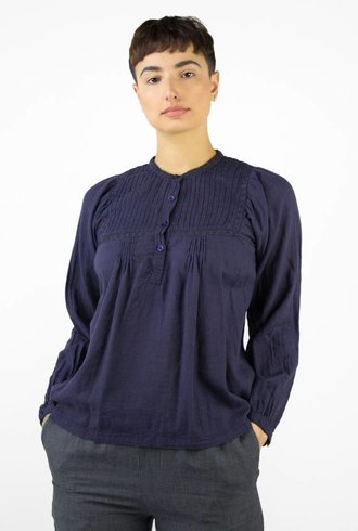 Local Patricia Shirt Navy