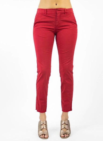 Local Guia Pants Cherry