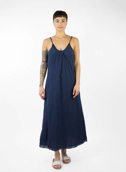 Local Angie Dress Navy
